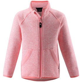 Reima Hopper Sweat En Polaire Enfant, bubblegum pink